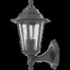 RÁBALUX 8204 Velence, kültéri lámpa, E27 1x MAX 60W, fekete