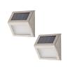 Rabalux 8784 - SET 2x LED Kültéri fali lámpa SANTIAGO 2xLED/0,12W