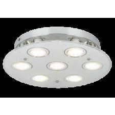 RÁBALUX Rábalux 2518 Naomi, mennyezeti lámpa LED Gu10 5W fényforrással Gu10 7x MAX 15W króm világítás