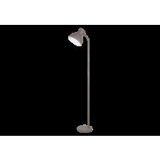 RÁBALUX Rábalux 4329 Derek, indusztriál stílusú szürke állólámpa  E27 MAX 25W szürke világítás
