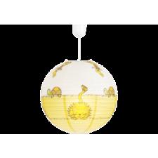 RÁBALUX Rábalux 4633 Leon, papír lámpabura D40 - többszínű világítás
