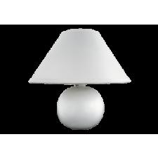 RÁBALUX Rábalux 4901 Ariel Kerámia asztali lámpa E14 Max40W, fehér világítás