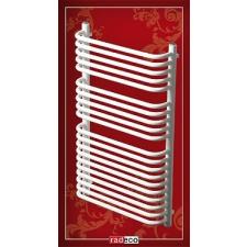 Radeco A5-500/U törölközőszárítós csődariátor, 1250x535 mm fűtőtest, radiátor