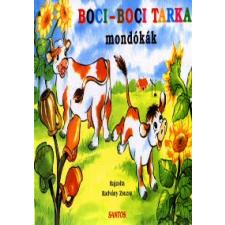 Radvány Zsuzsa Boci-boci tarka gyermek- és ifjúsági könyv