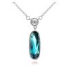 Ragyogj.hu Beauty- Swarovski kristályos nyaklánc-kék