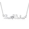 Ragyogj.hu Best wishes-  Swarovski kristályos nyaklánc