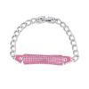 Ragyogj.hu Crystal pen-Swarovski kristályos karkötő-rózsaszín