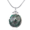 Ragyogj.hu Million- Swarovski kristályos nyaklánc-zöld