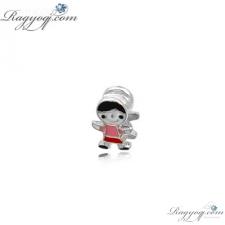 Ragyogj.hu Pandor@ Style medál - kislány - ezüst medál