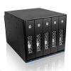 """RaidSonic IB-555SSK Raidsonic Icy Box 5x3.5"""" SSD/HDD beépíthető rack /IB-555SSK/"""