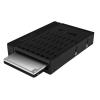 RaidSonic Icy Box IB-2536StS fekete 3,5 keret SATA 2,5'' merevlemezhez