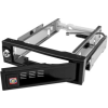 RaidSonic IcyBox 5;25'' keret SATA 3;5'' merevlemezhez; fekete
