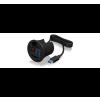 RaidSonic IcyBox Asztalba szerelhető USB Hub,SD/MicroSD kártyaolvasóval, kijelzővel IB-HUB1404