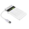 RaidSonic IcyBox kábel 2.5' SATA SSD/HDD -> USB 3.0 adapterrel