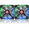 RAIJINTEK Macula 12 Rainbow PWM RGB LED 2es csomag (0R400058)