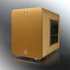 RAIJINTEK Metis - Gold Window