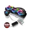 RAIJINTEK Orcus Core RGB vízhűtés 36cm (0R100080)