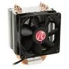 RAIJINTEK Themis Black Processzor hűtő, PWM, 12cm (0R100010)