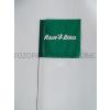 Rain Bird Jelölő zászló zöld