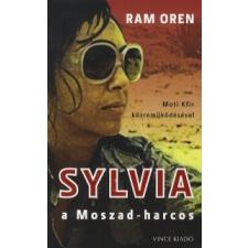 Ram Oren SYLVIA - A MOSZAD-HARCOS regény