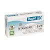 Rapid RDSt24/6B-1M -24855600- 24/6 RAPID 1000db/dob tűzőkapocs