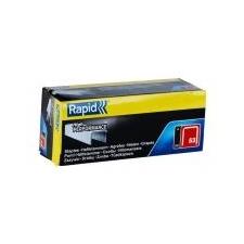 Rapid Tűzőkapocs, 53/14, RAPID [5000 db] gemkapocs, tűzőkapocs