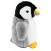 Rappa Plüss pingvin álló, 20 cm