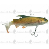 Rapture CAPTURE TROUT HUNTER  12 CM/34 g*BROWN, gumihal 2db