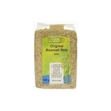 Rapunzel bio basmati rizs natúr 500 g alapvető élelmiszer