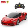 Rastar Ferrari SF90 Stradale távirányítós autó 1:18 többféle színben