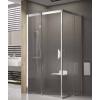 Ravak Matrix MSRV4-100 elcsúsztatható , négyrészes zuhanykabin