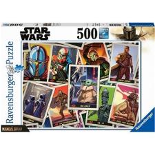 "Ravensburger 165612 The Mandalorian - ""Baby Yoda"" 500 darab puzzle, kirakós"