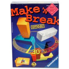 Ravensburger Make N Break compact társasjáték