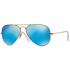 Ray-Ban Aviator Flash Lenses RB3025 112/4L Polarized