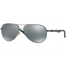 Ray-Ban Carbon Fibre RB8313 004/K6 Polarized