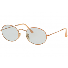 Ray-Ban Oval Flat Lenses RB3547N 91310Y