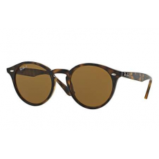 Ray-Ban RB2180 710/83 SHINY DARK HAVANA POLAR BROWN napszemüveg