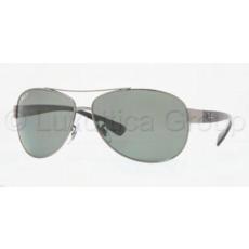 Ray-Ban RB3386 004/9A GUNMETAL POLAR GREEN napszemüveg