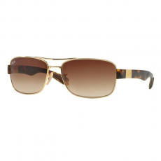 Ray-Ban RB3522 001/13 ARISTA BROWN GRADIENT napszemüveg