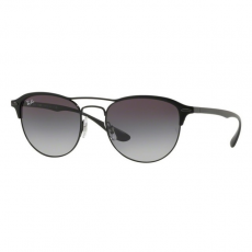 Ray-Ban RB3596 186/8G BLACK ON TOP MATTE BLACK GREY GRADIENT DARK GREY napszemüveg