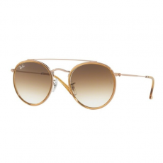 Ray-Ban RB3647N 907051 COPPER CLEAR GRADIENT BROWN napszemüveg
