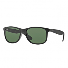 Ray-Ban RB4202 606971 ANDY MATTE BLACK DARK GREEN napszemüveg
