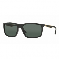 Ray-Ban RB4228 622771 SHINY BLACK DARK GREEN napszemüveg