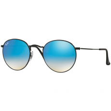 Ray-Ban Round Flash Lenses Gradient RB3447 002/4O