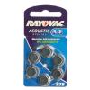 RAY-PR44-B6 Rayovac 675, PR44 cink elem