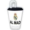 Real Madrid Szívószálas pohár Real Madrid