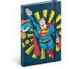 REALSYSTEM Design notesz - Superman – Bang, lined, 13 x 21 cm