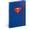 REALSYSTEM Design notesz - Superman – Symbol, lined, 13 x 21 cm