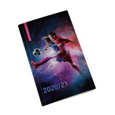 REALSYSTEM Diák zsebkönyv, heti, REALSYSTEM, foci naptár, kalendárium