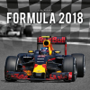 REALSYSTEM Falinaptár 2018 - Formula 2018, 30 x 30 cm